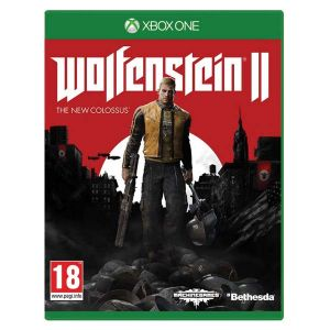 Wolfenstein 2 The New Colossus Xbox One