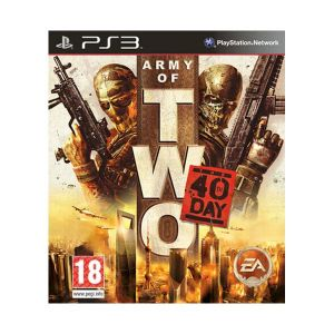Army of Two The 40th Day PS3