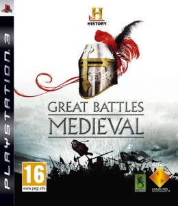 History Great Battles Medieval PS3