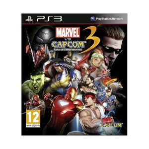Marvel vs. Capcom 3 Fate of Two Worlds PS3